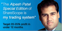 Alpesh Patel Special Edition: Sharescope